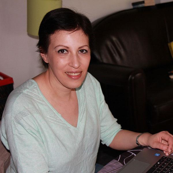 Yamina Mazzouz